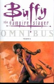 Buffy The Vampire Slayer Omnibus 4 Graphic Novel Trade Paperback TPB